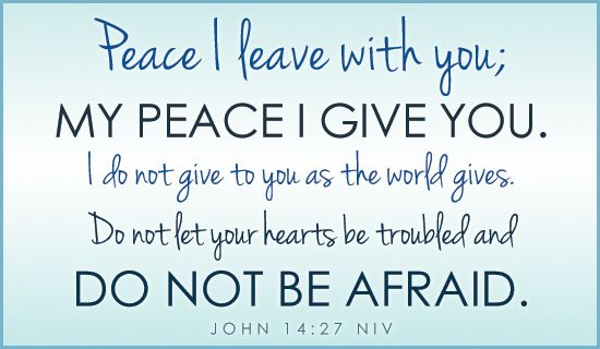 PeaceIleavewithyou